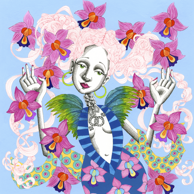 Midsumma 2017 - Goddess #12