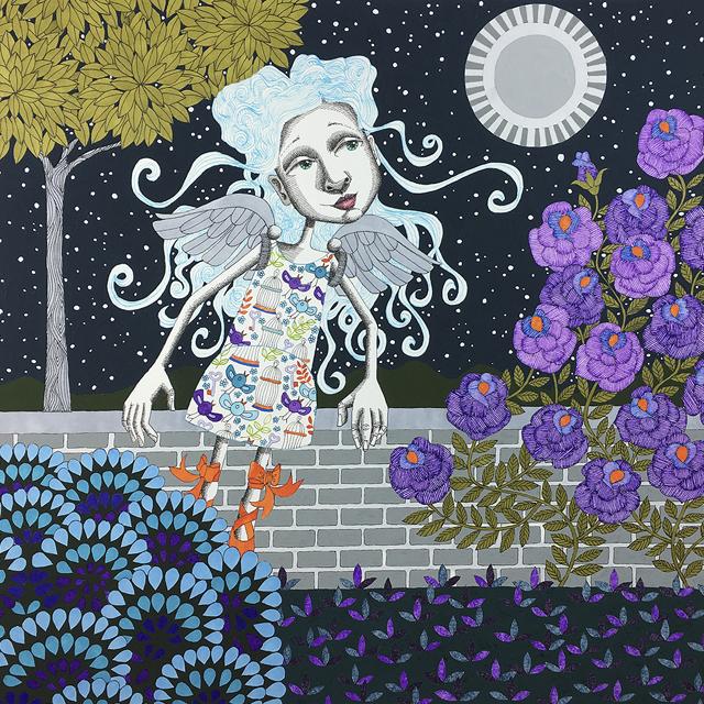 """""""The Dreamer"""" - Goddess #24"""