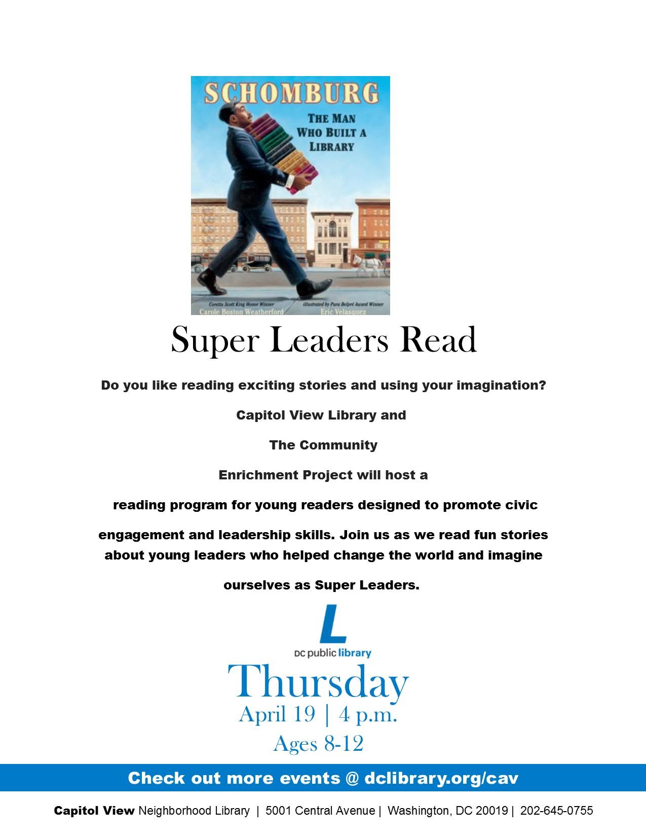 Super Leaders Read April 17 Schomburg (1).jpg