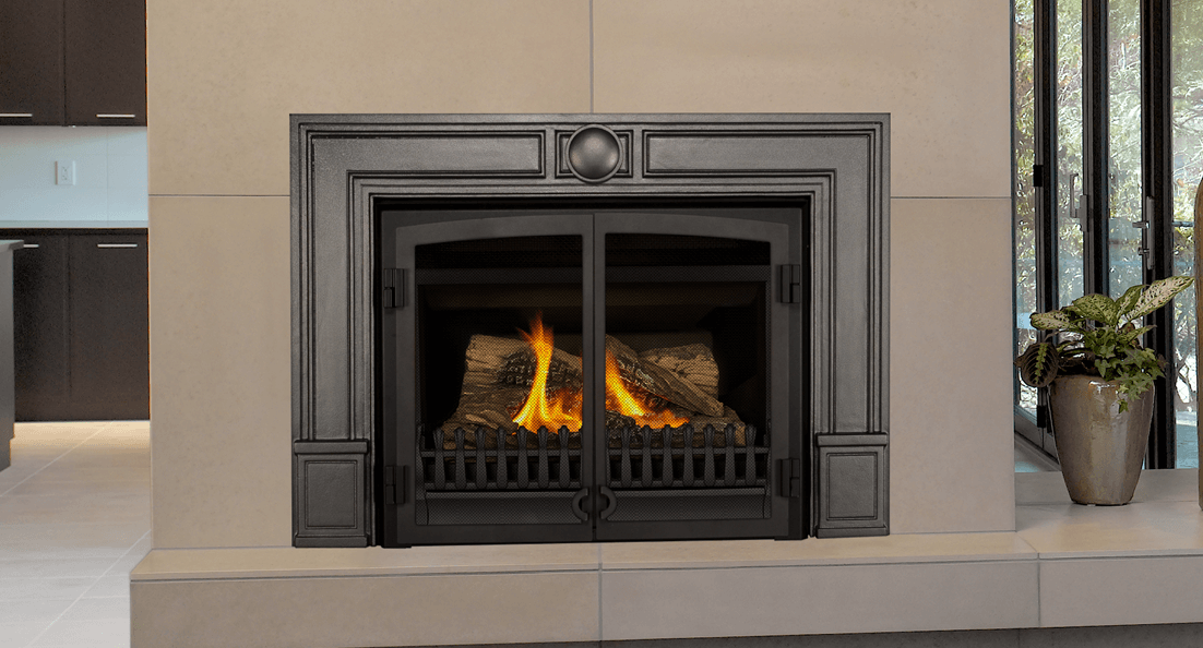 Retrofire Series Zero Clearance Fireplaces - The Valor Retrofire Series provides your home with energy efficient radiant heat.