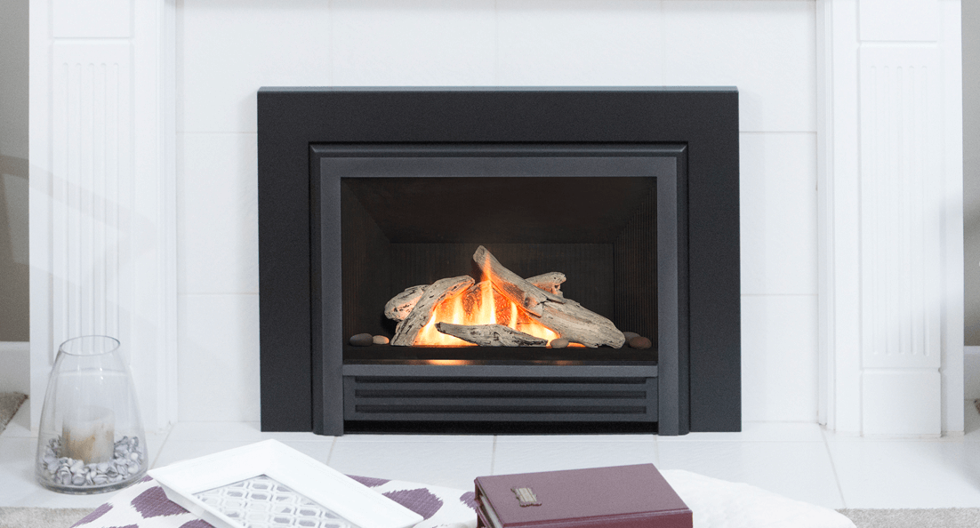 Legend G3 Gas Fireplace Insert - Easy-to-use, energy saving features position the G3 as a leader in efficient zone heating