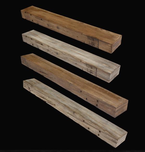 Rustic Barn Wood Series -