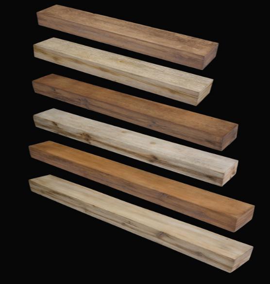Natural Wood Series -