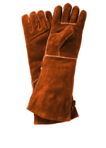 Stove Gloves  - Long arm fireplace gloves