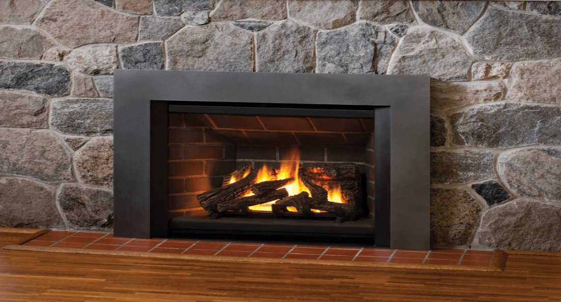 Legend G4 Gas Fireplace Insert - The G4 increases your overall home efficiency, provides ease-of-use heat control and more.