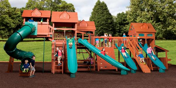 Treehouse Combo Series Playset - $18,999