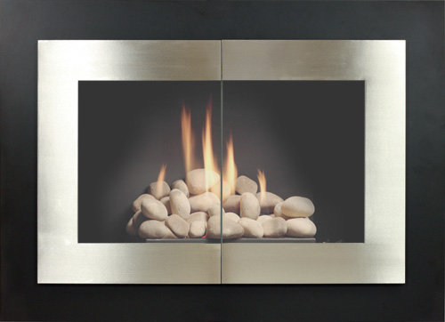 Glass Doors for Masonry Fireplaces -