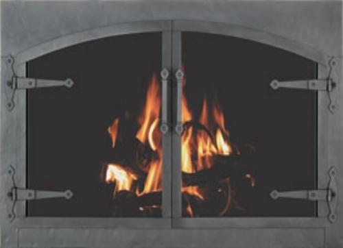 Zero Clearance Fireplace Doors -