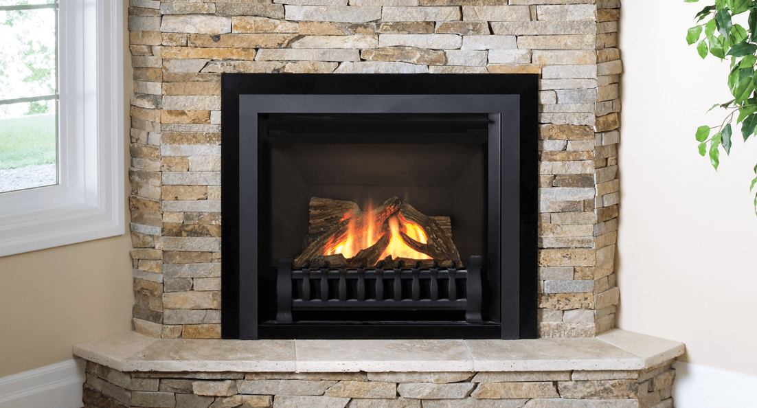 Horizon Series Zero Clearance Fireplaces - The Horizon Series has been a diverse, energy efficient, heater-rated fireplace for over a decade.