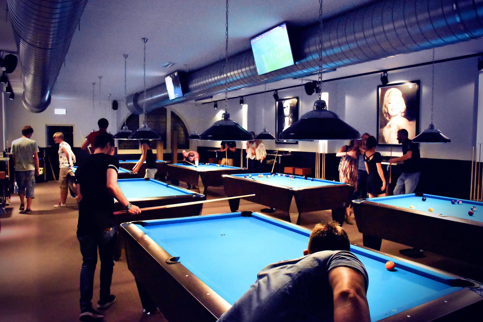 Poolcafé Hart Van Utrecht