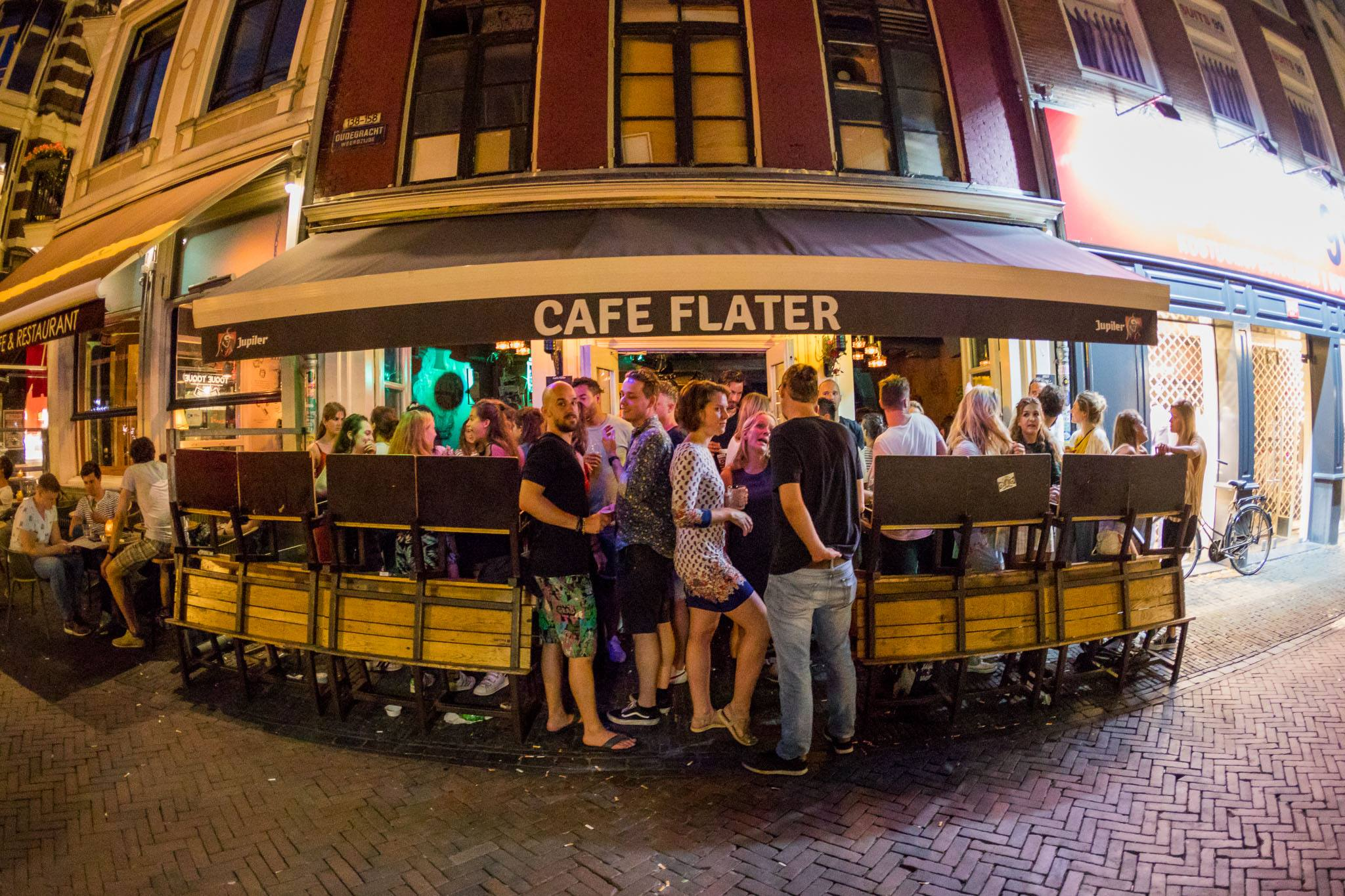 De Leuke Festival Cafe Flater Utrecht Campfire
