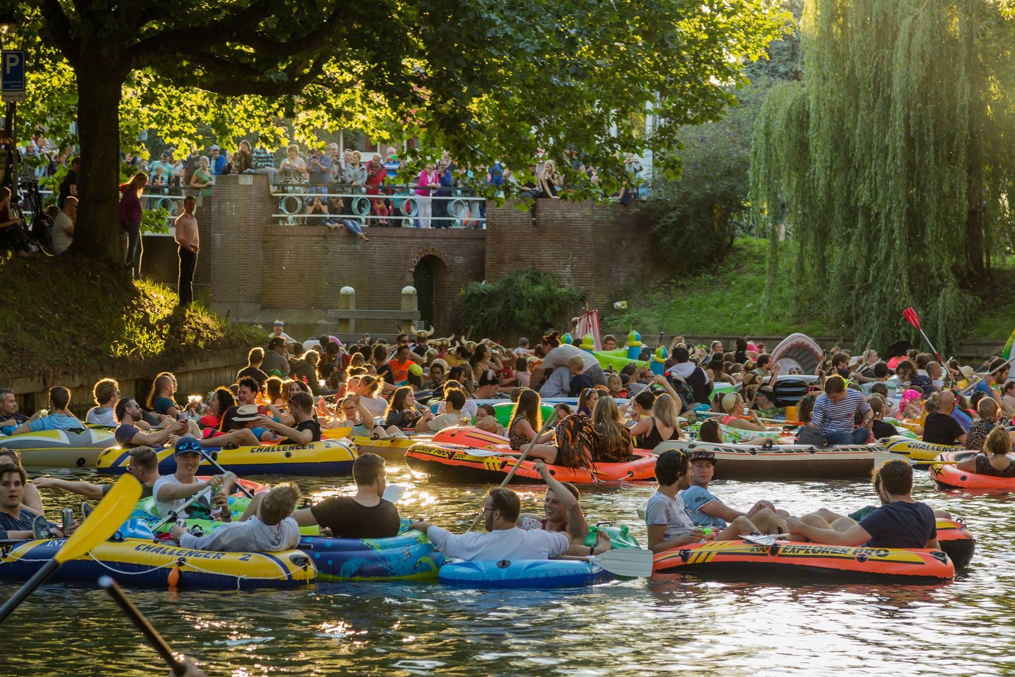 Utrecht Floats