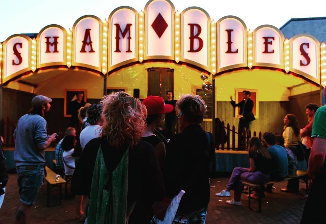 Showman's Fair
