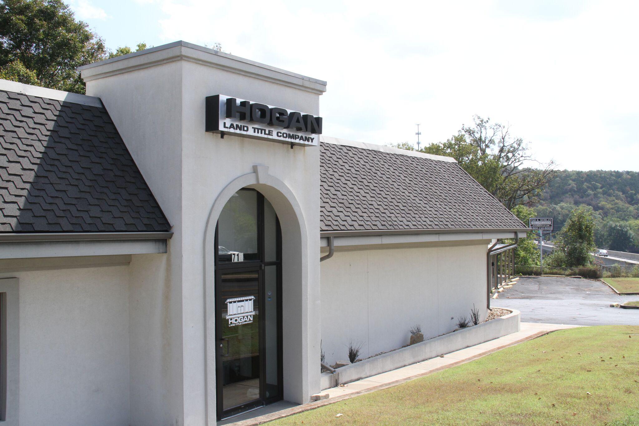 Hogan Land Title Historic Downtown Branson