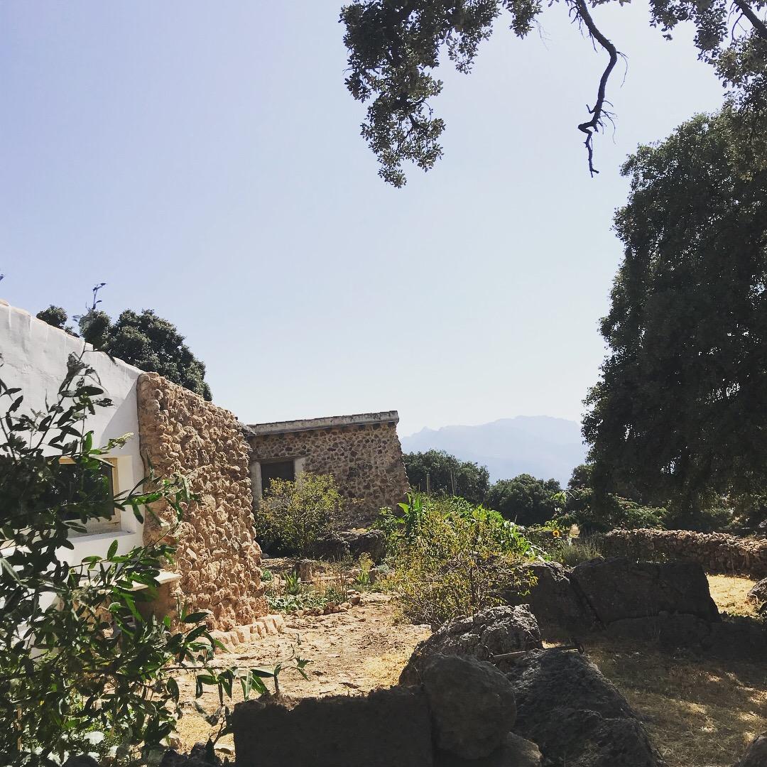 """""""El Nido"""", home of LD volunteers"""