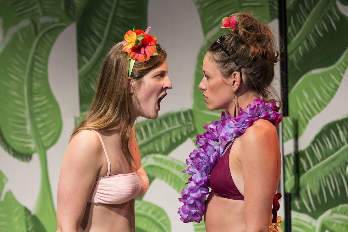 Aloha, Say the Pretty Girls - A new productionby Naomi IizukaProduced by Theatre VertigoPortland, OR
