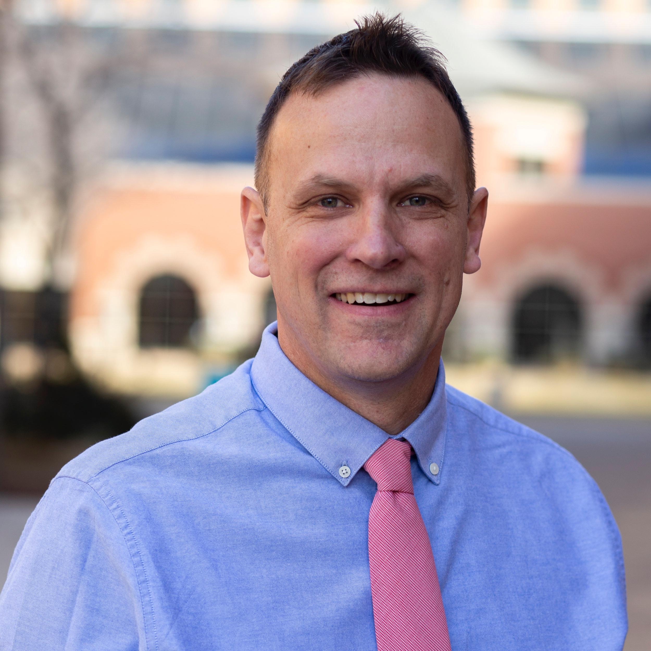 Ken Lucas | Lead Pastor + Elder