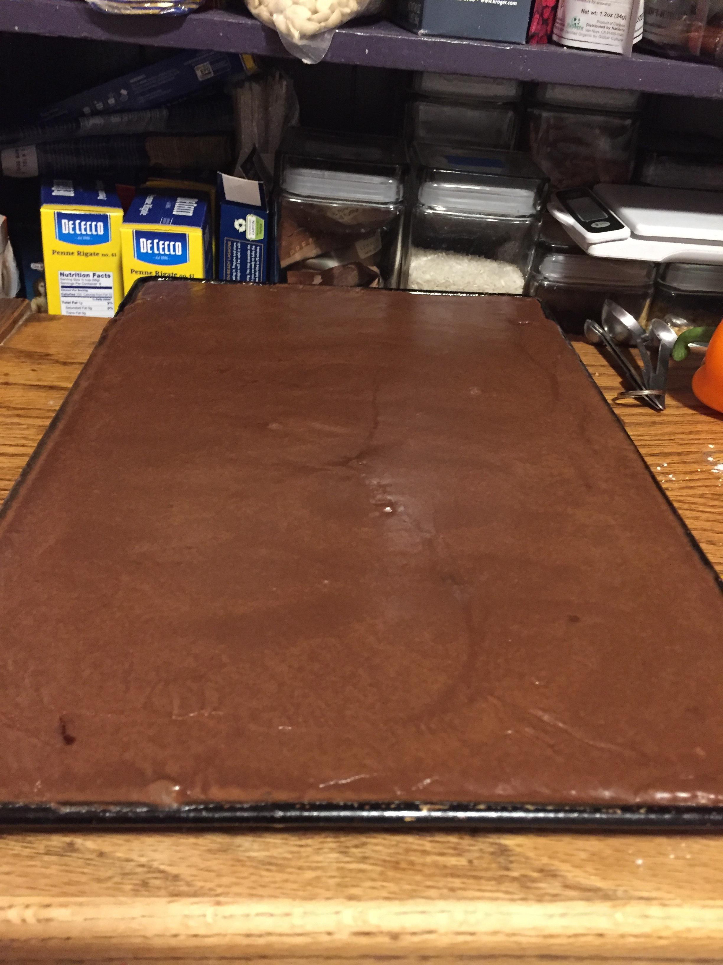 So big and cocoa-y!