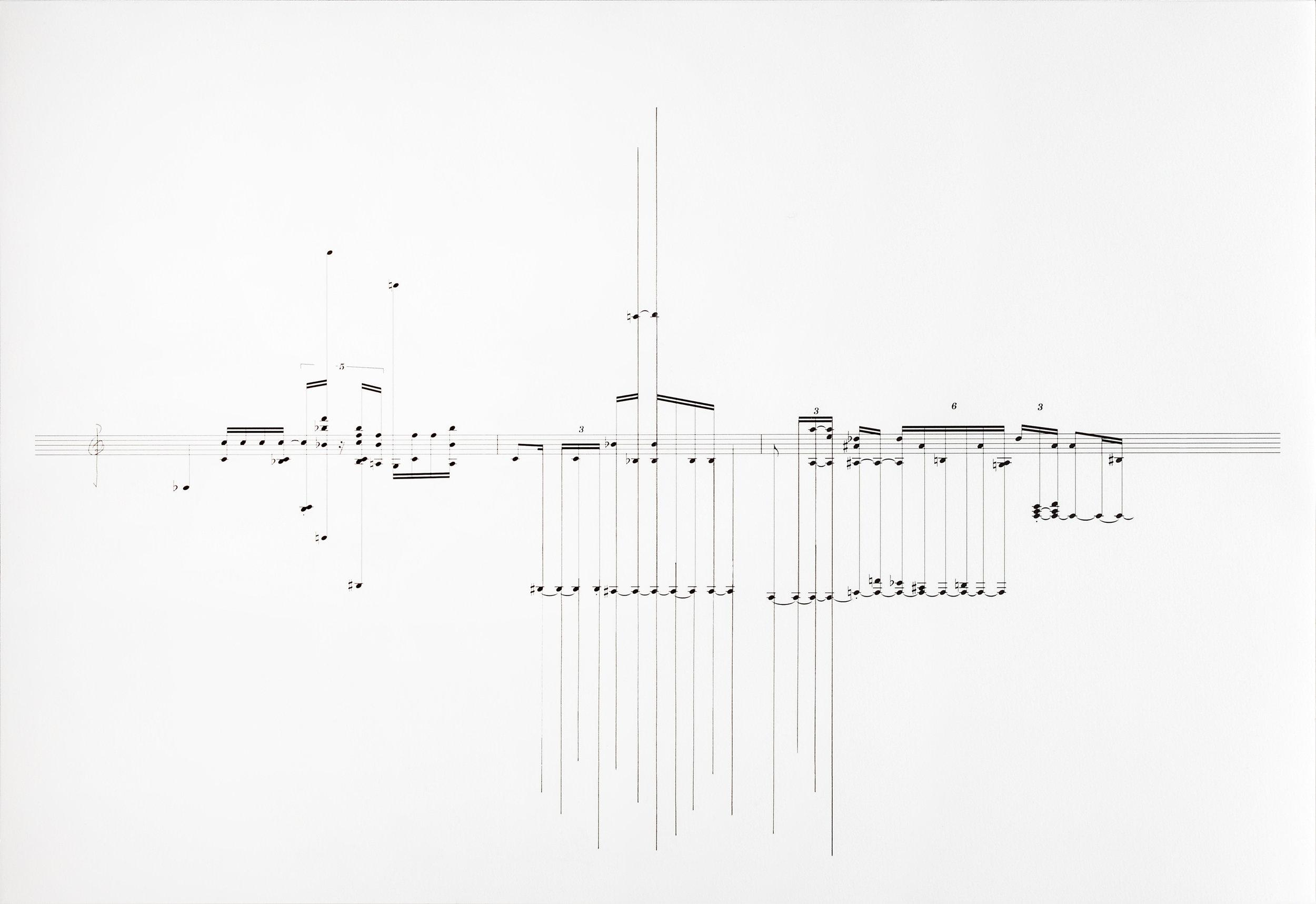 Deathstar,  score page, 2017