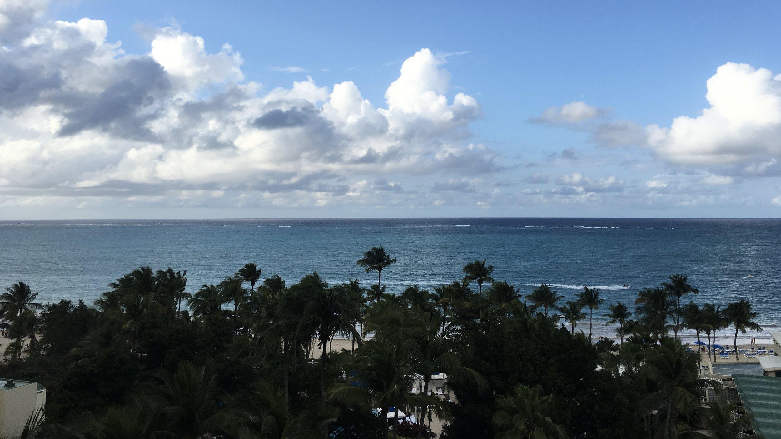 San Juan, Puerto Rico. February 2016