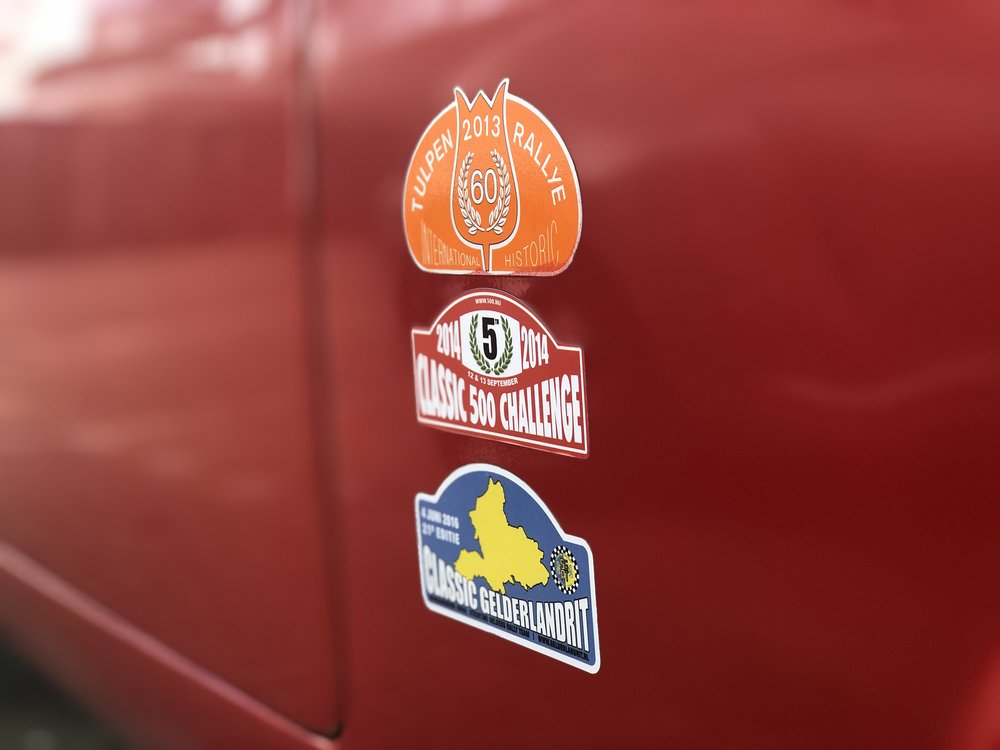 SUNBEAM ALPINE MK1 1960 — Cars By Cappon