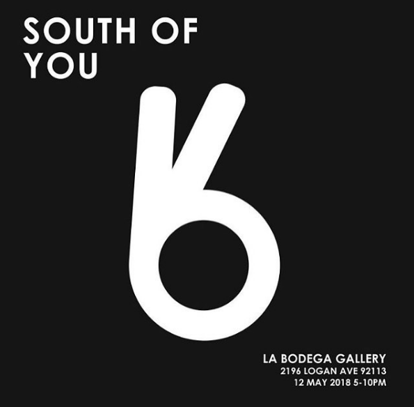 May 12th South of You - La Bodega - The Travelers Club.png