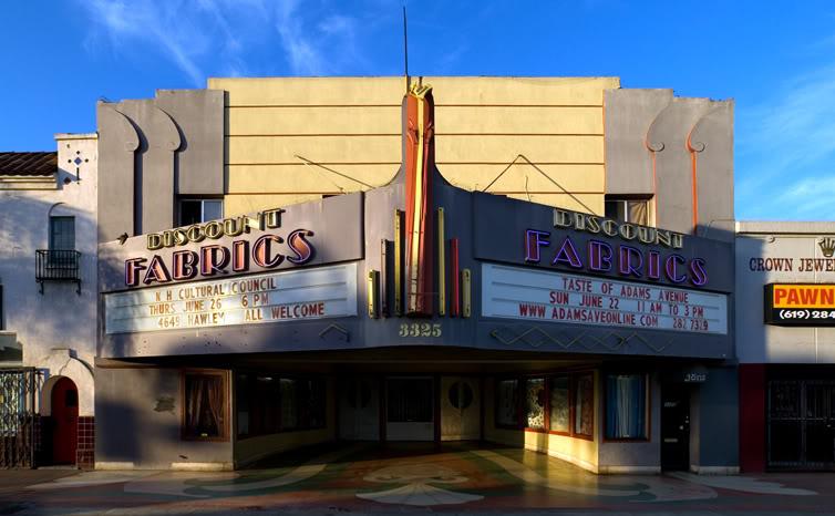 Adams Avenue Theatre - The Travelers Club