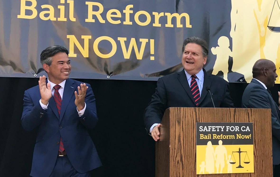 Bail Reform in California