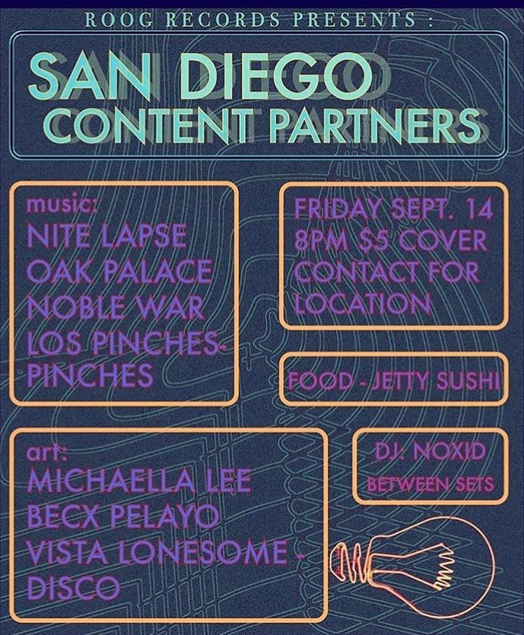 San Diego Content Partners
