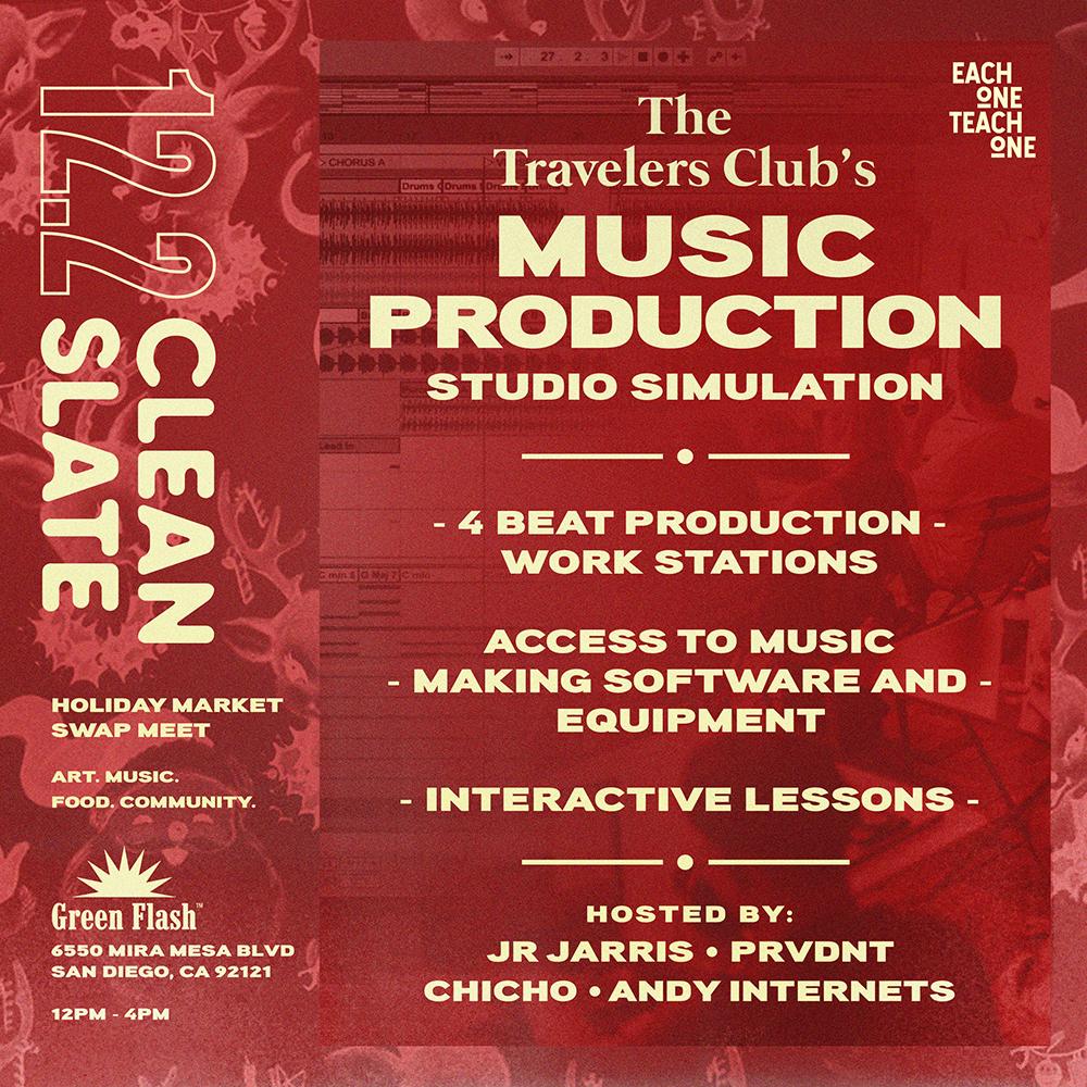 Music Production Studio Simulator