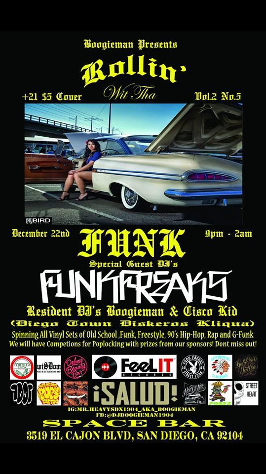 Rollin Wit Tha Funk