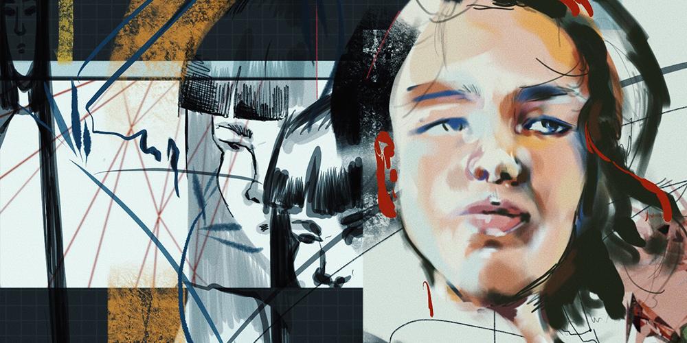 San DIego artist Esther Wang