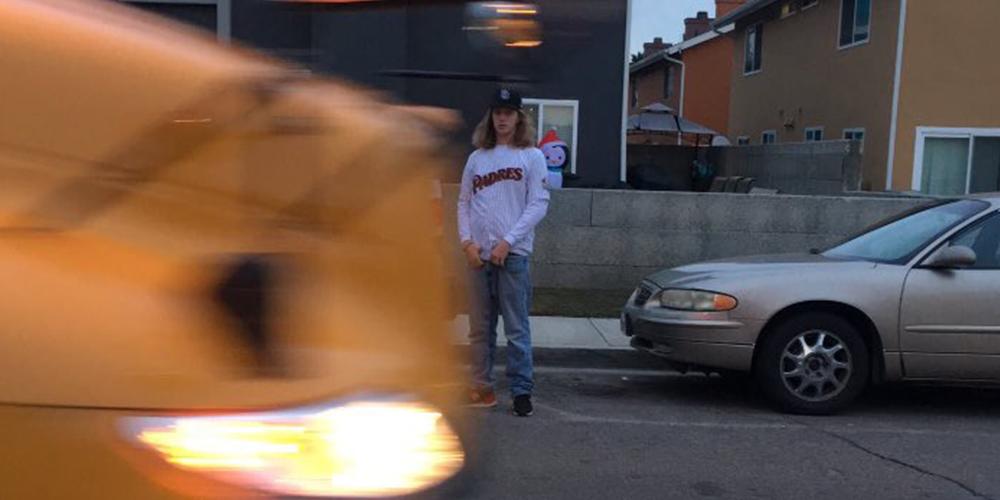 San Diego rapper Bleach