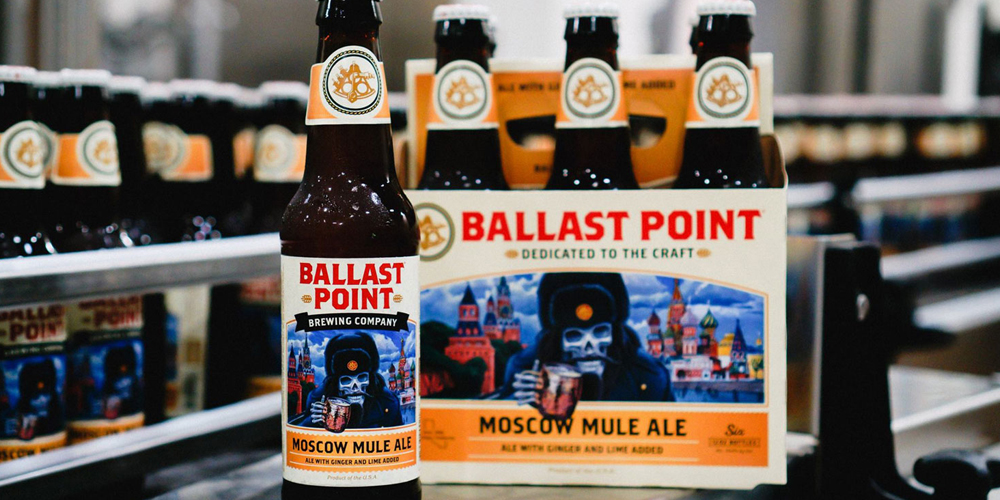 Ballast Point closes two locations