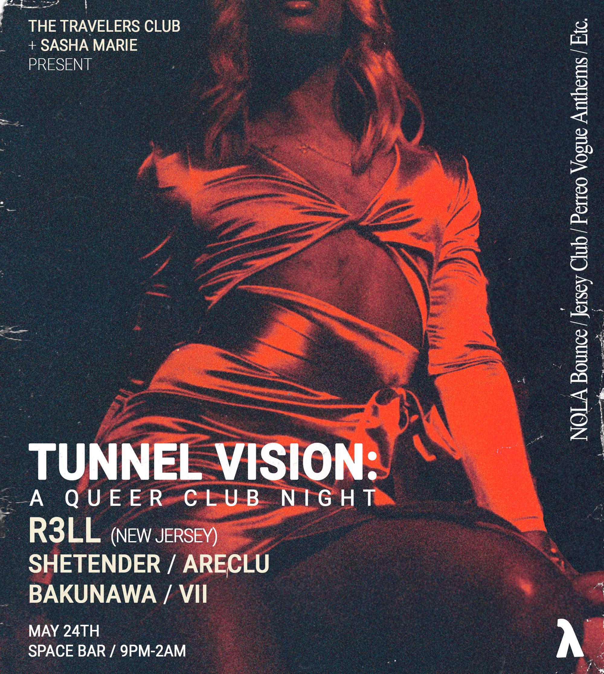 Tunnel Vision - R3LL