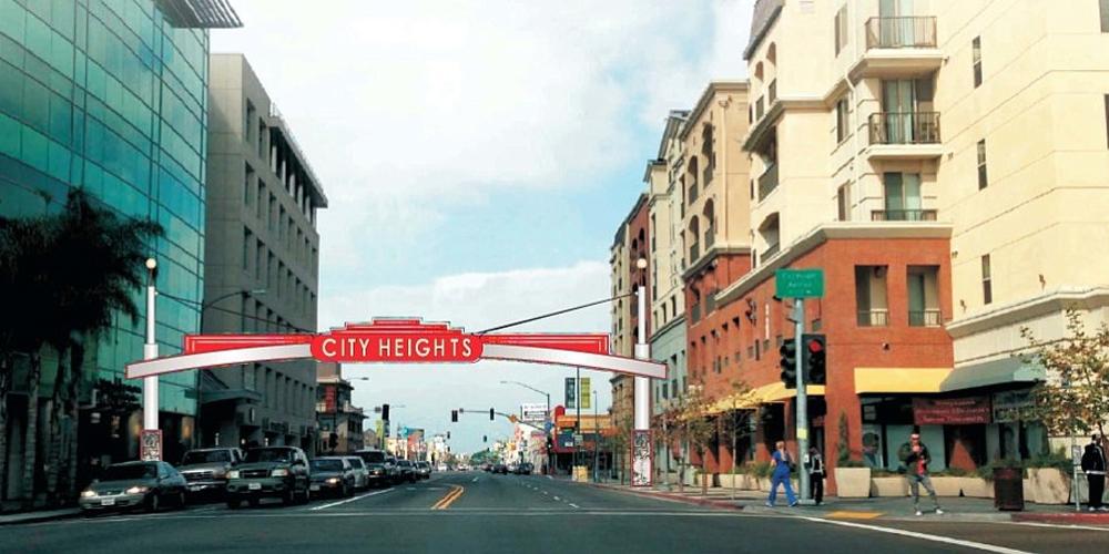 City Heights rent strike