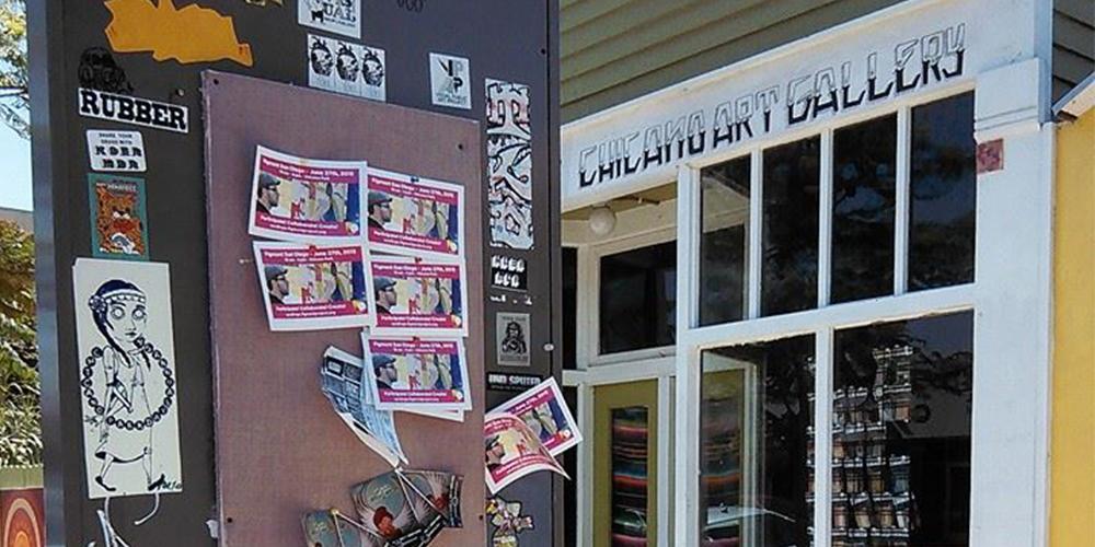 Chicano Art Gallery closing doors