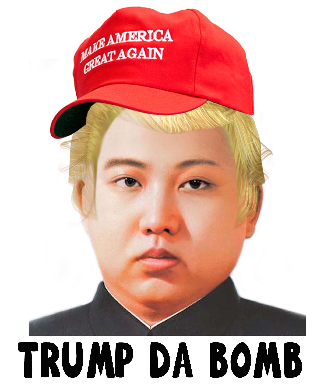 Kim Jong Un Trump Da Bomb.jpg
