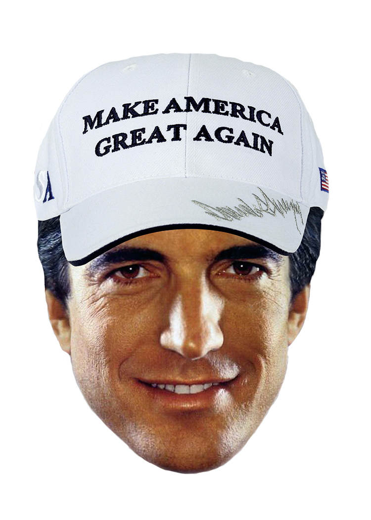 jfk jr white hat PNG.png