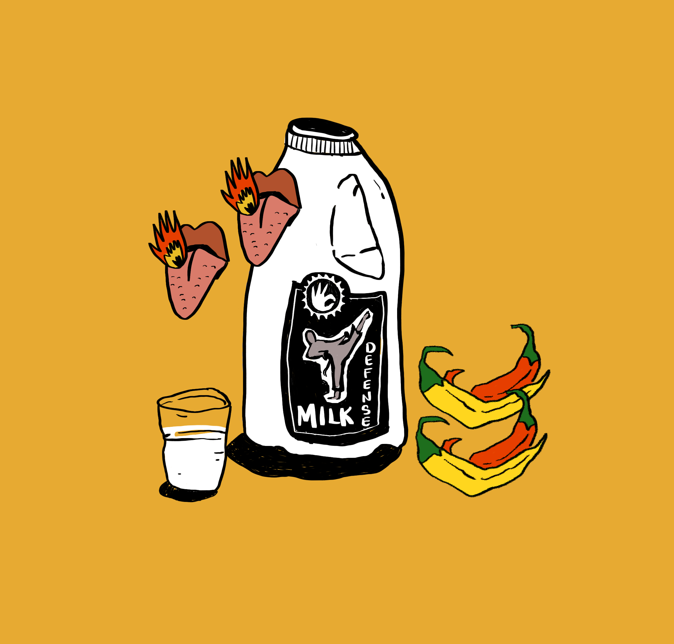 Defense Milk