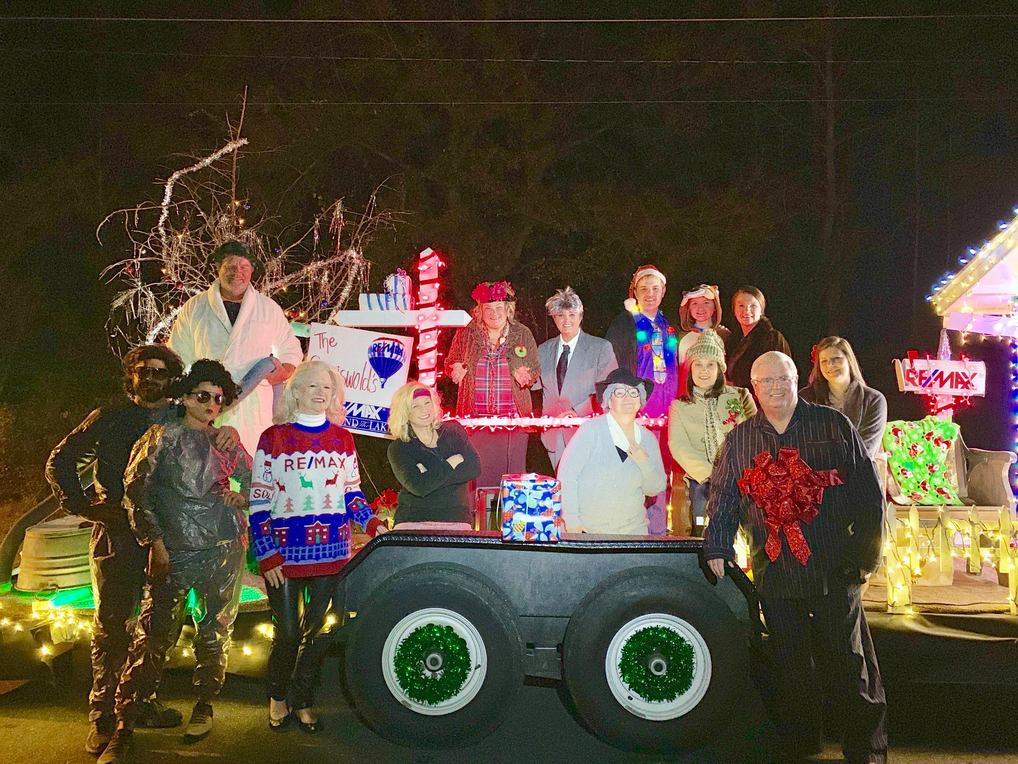 Annual Christmas Parade 2018