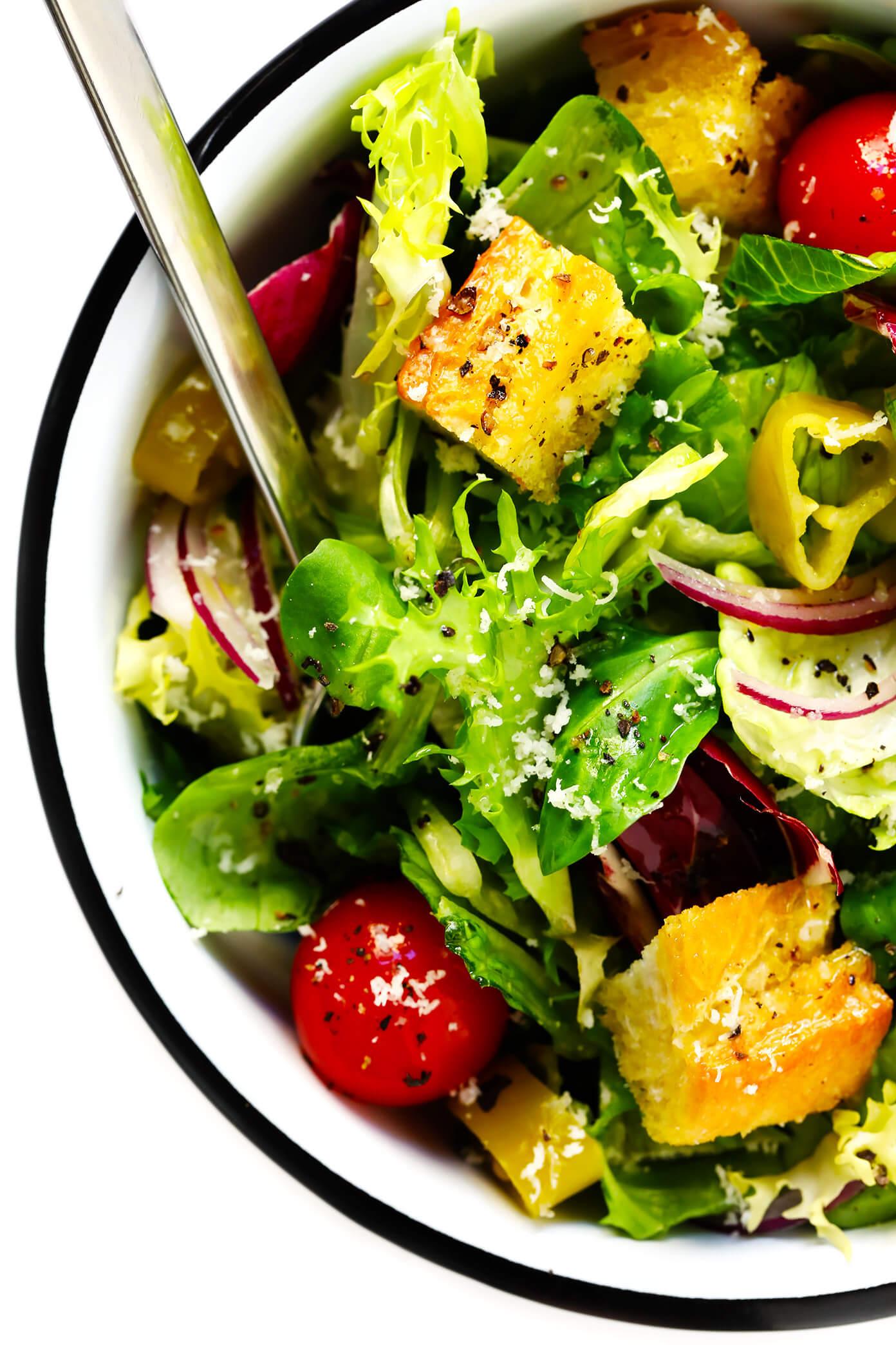 Everyday Itialian Salad