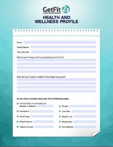 → Health & Wellness Profile
