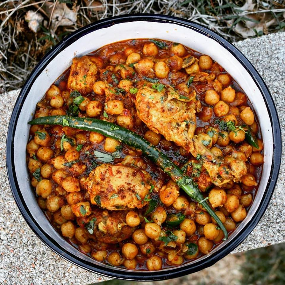 Murgh Cholay (Chicken and Chickpeas Curry) Indian Recipe_002.jpg