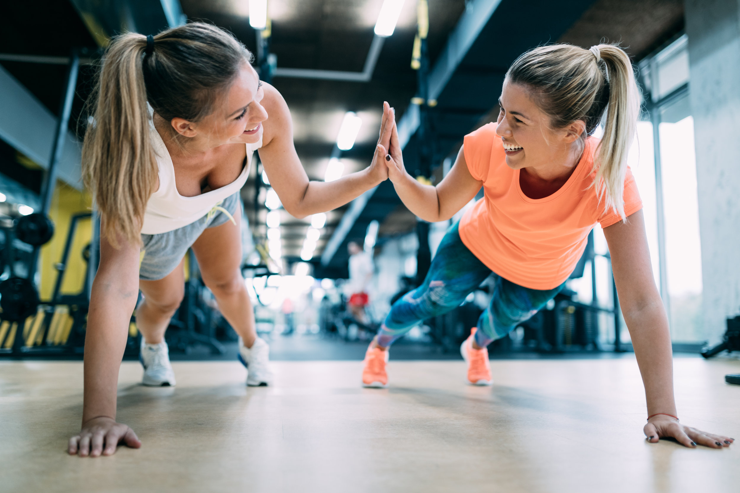 Fitness - Workout videos to help you blast fat, fast! You'll also have access to a certified personal trainer to help you along the way. -