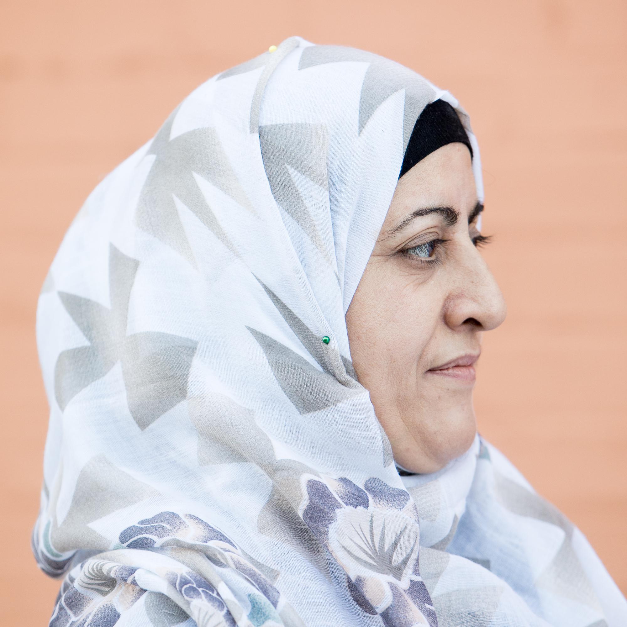 Miriam Azizi, Sewing Apprentice