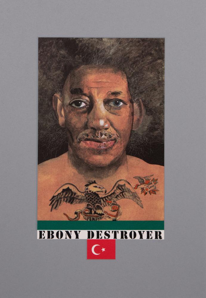 Ebony Destroyer