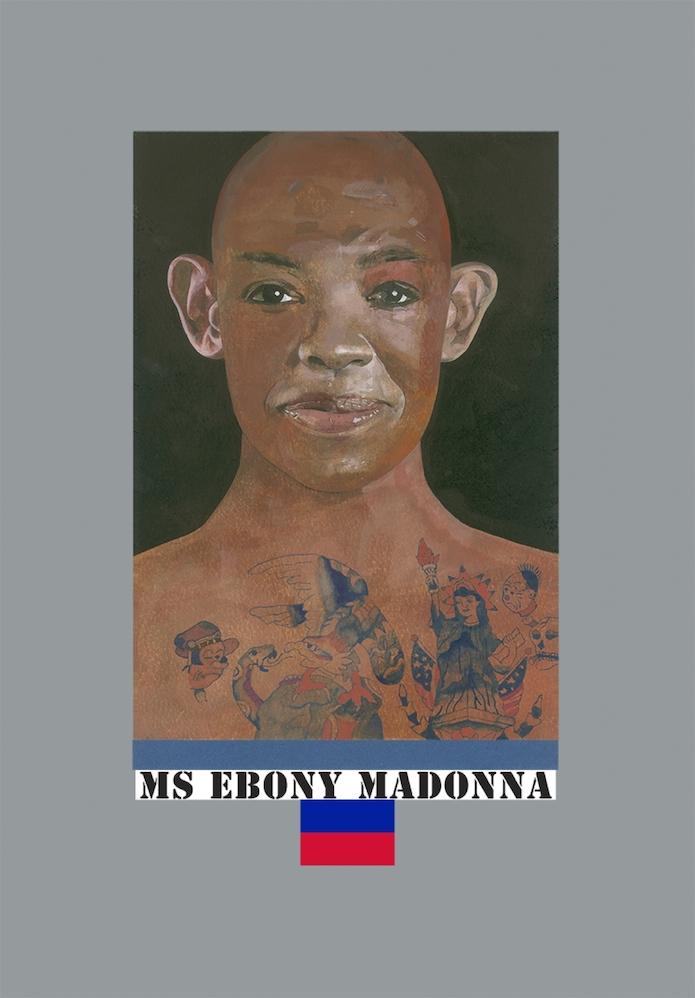 Ms Ebony Madonna