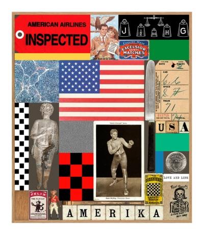 USA Series - The Boxer
