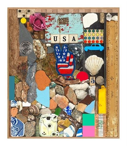 USA Series - Stones & Shells